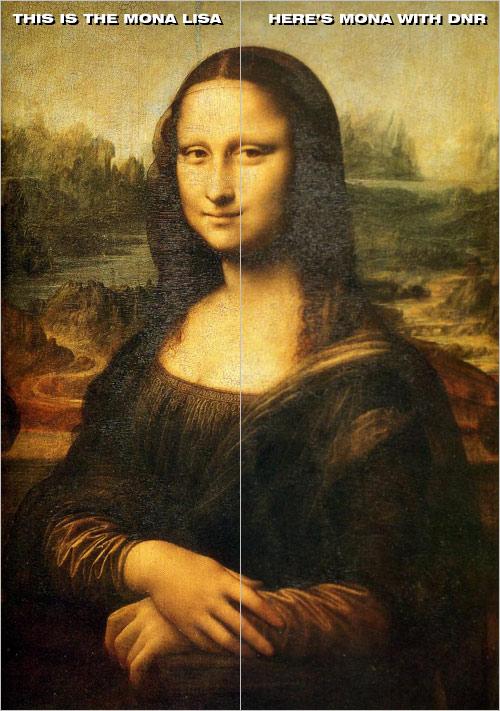 DNR Mona Lisa
